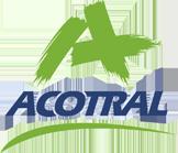 Acotral - Logo - Servicio de transporte de mercancías